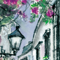 久富良子『スペインの白い街』